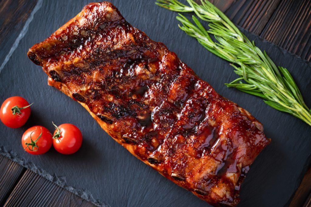 Homemade BBQ Sauce for Pork Ribs
