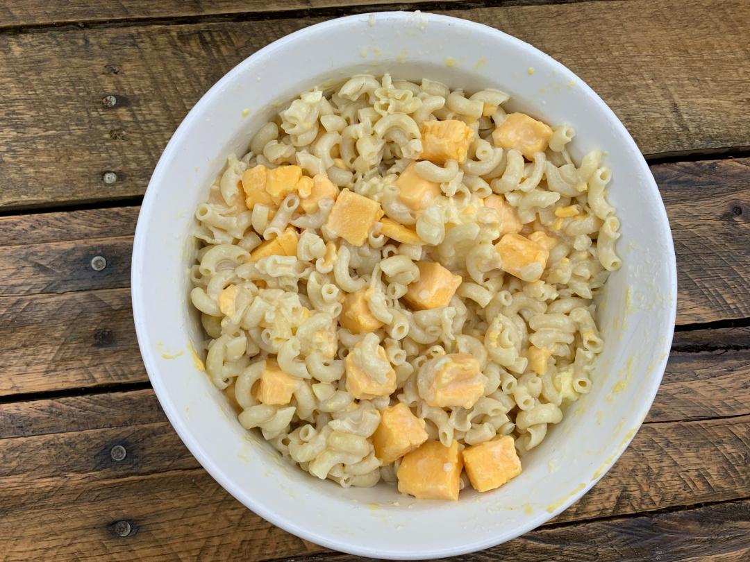 mac and cheese with velveeta